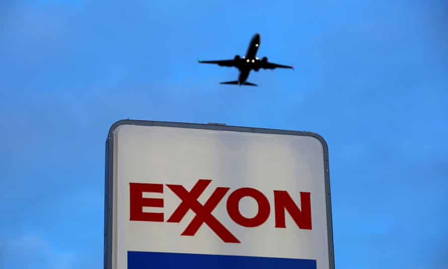 ExxonMobil and Chevron discussions in 2020 were described as preliminary.