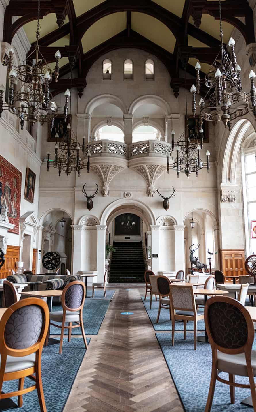 Thoresby Hall Hotel