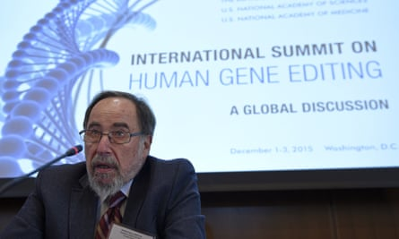 human gene editing summit