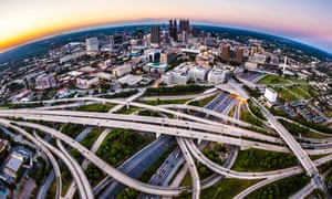 A city cursed by sprawl: can the BeltLine save Atlanta