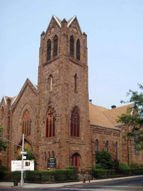 Metropolitan Community, a United Methodist Church.