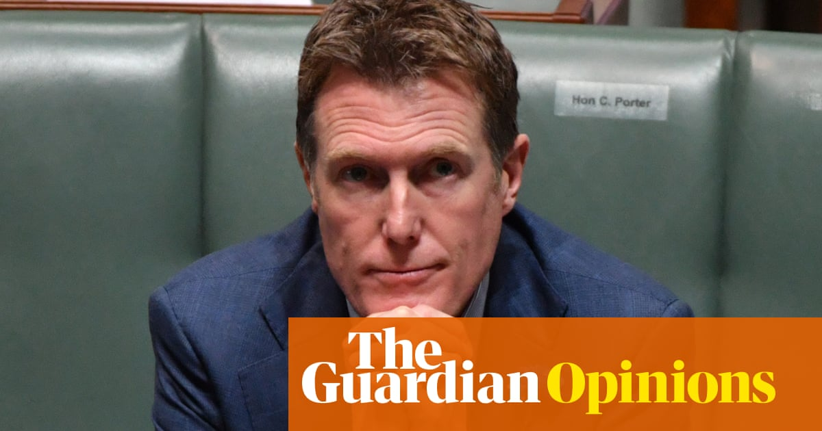 Christian Porter's blind trust should be examined by parliament – but it won't be and that's crushingly predictable