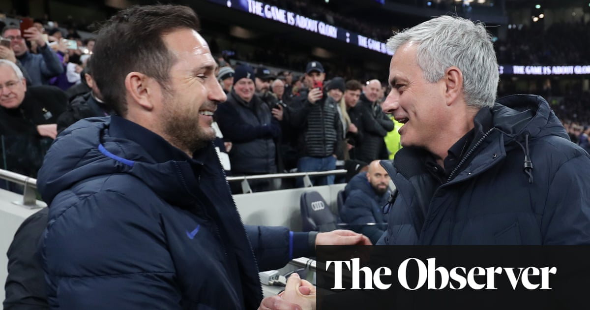 Frank Lampard resists title talk but knows intensity of Chelsea demands