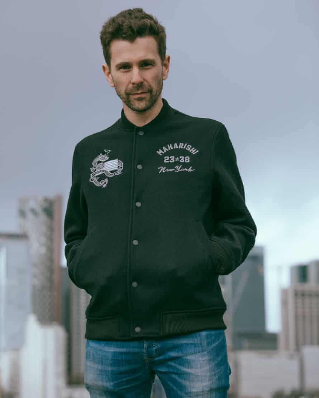 Adam Jacobs taken in London