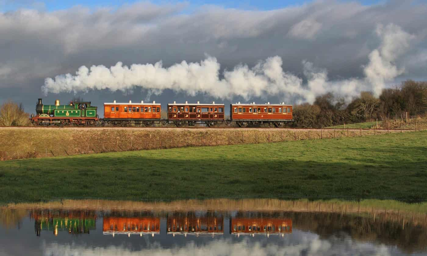 From Malory Towers to Thomas the Tank Engine: train trips inspired by children's stories