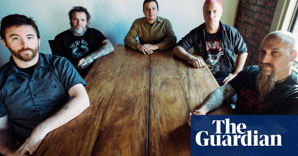 Neurosis: 'Crass were the mother of all bands' | Music | The