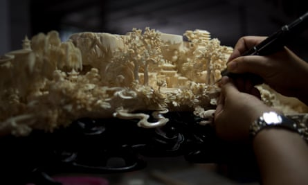 Elephants Are Not The Only Victims The Lament Of China S Ivory Lovers Environment The Guardian