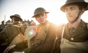 A still from Journey's End