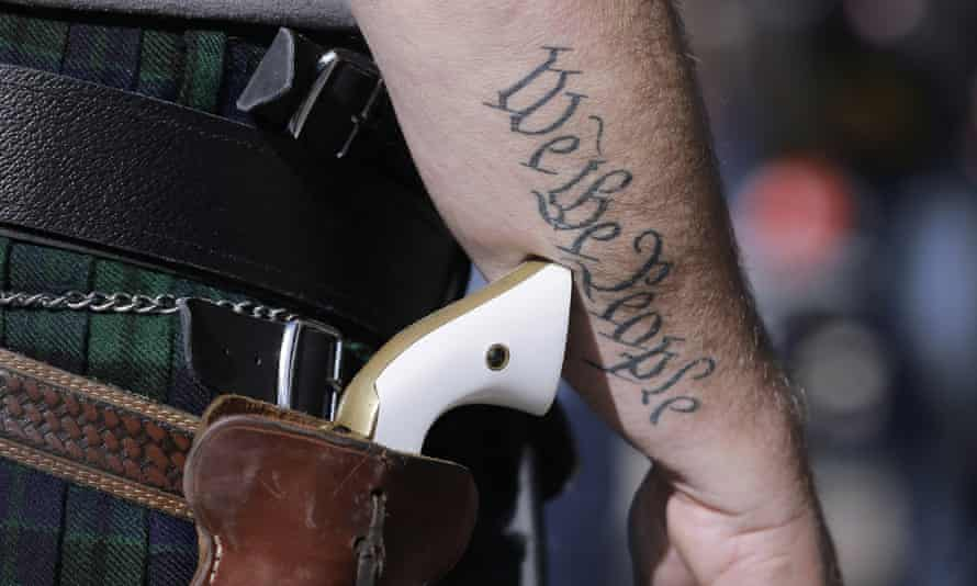 The Texas House of Representatives passed a bill that would allow citizens over the age of 21 to carry a gun without a license.