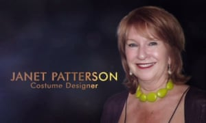 A picture of Jan Chapman, mistakenly pictured for Janet Patterson in this year's Oscars In Memoriam montage.