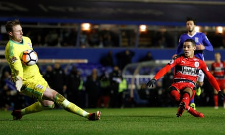 Tom Ince makes Huddersfield's Premier League pedigree count at Birmingham