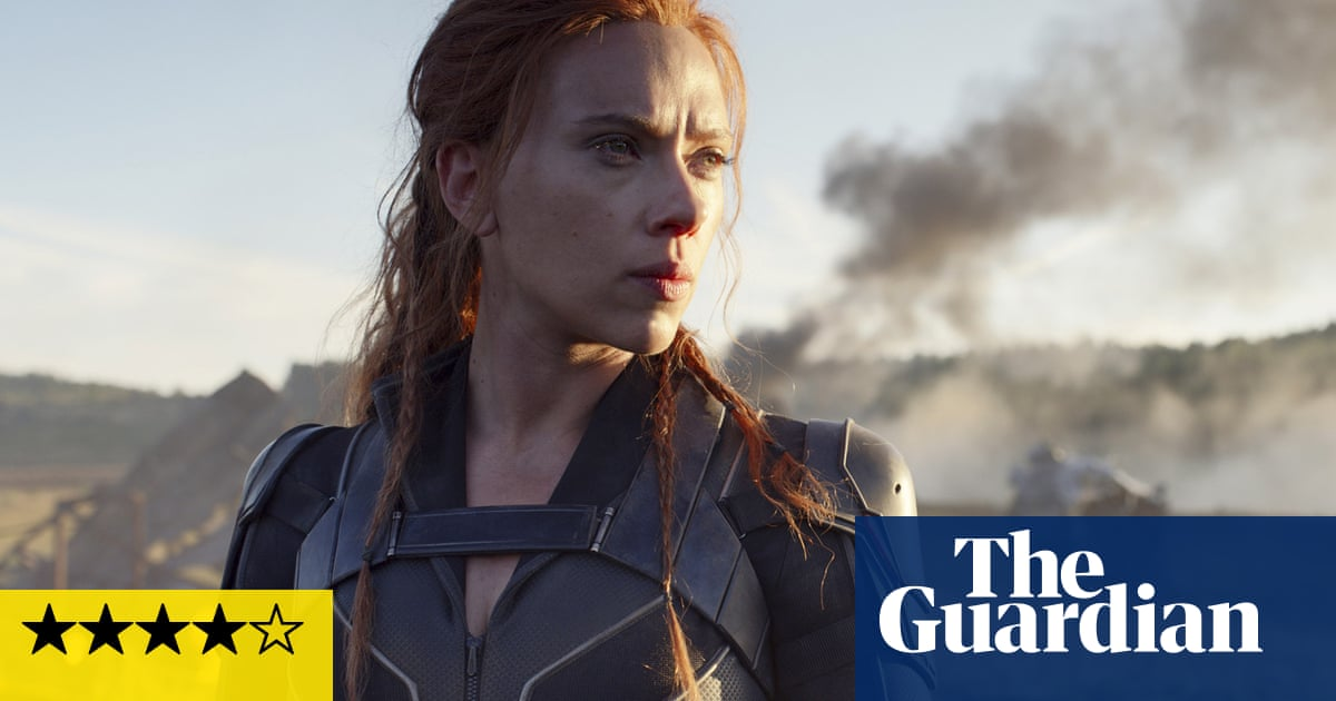 Black Widow review – Scarlett Johansson, the Russian super spy with an electra complex
