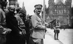Leon Trotsky a