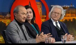 Li Shee Su, Terri Butler and AC Grayling