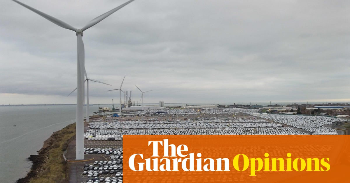 Britain has promised net zero – but it's on track to achieve absolutely nothing