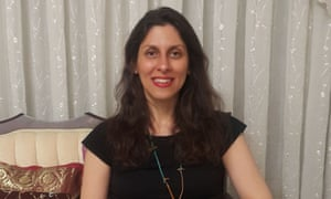 Nazanin Zaghari-Ratcliffe following her release from prison in March 2020