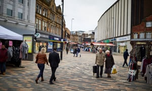 Barnsley, in south Yorkshire, is one of the towns most affected by austerity.