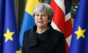 Theresa May suffered her first defeat over the Brexit Bill