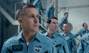 First Man takes a look at the life of the astronaut, Neil Armstrong, and the legendary space mission that led him to become the first man to walk on the Moon.