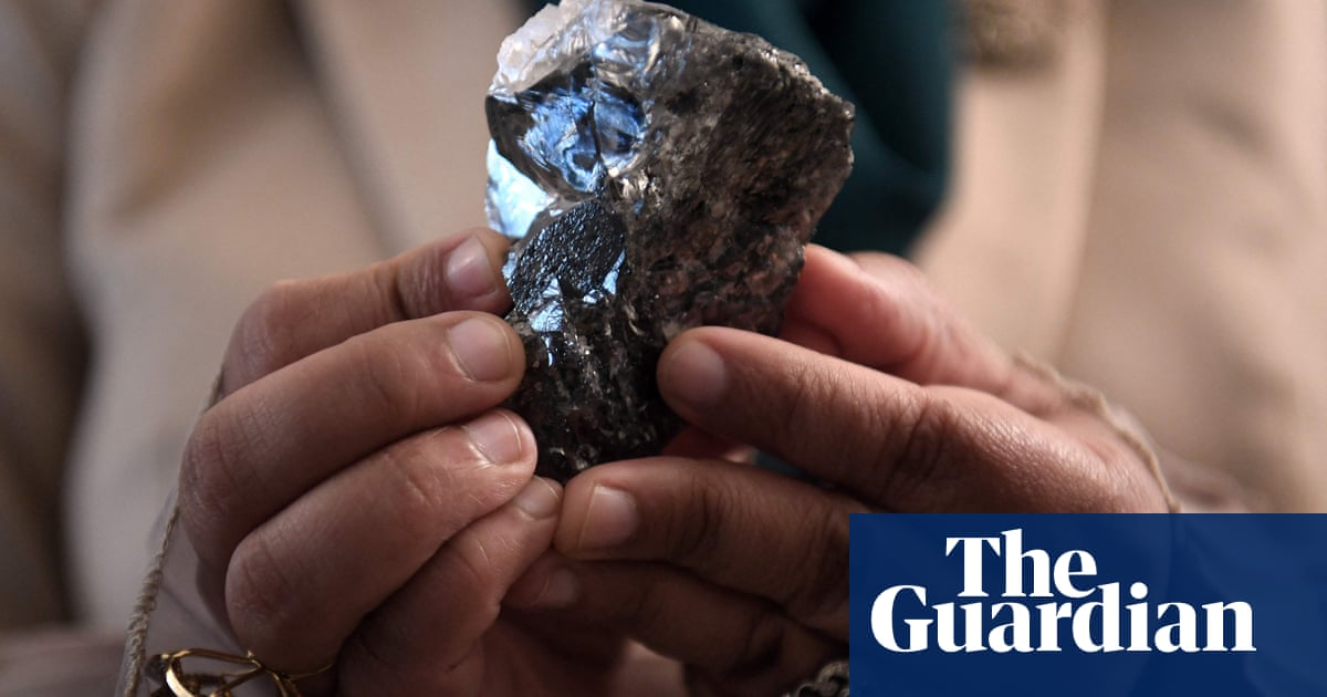 Botswana diamonds: second huge stone unearthed in a month