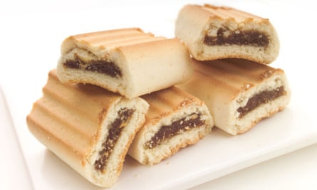 The classic biscuit … the fig roll.