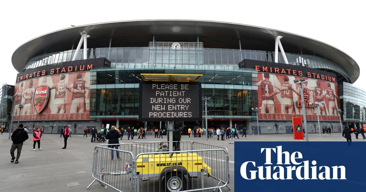 Arsenal have passed on consequences wrought by a bloated sense of status | Nick Ames