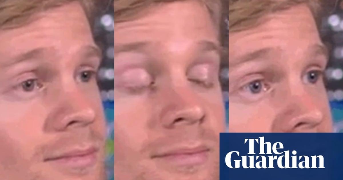Meet the man behind the 'white guy blinking' meme ...