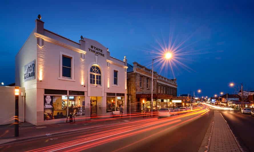 The State Cinema in North Hobart