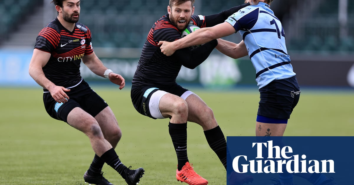 Maro Itoje helps Saracens power past Bedford but bigger tests lie ahead | Gerard Meagher