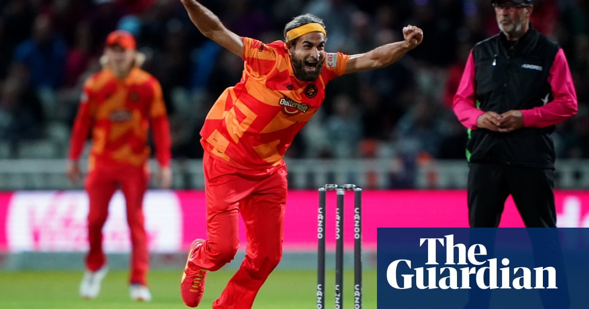 Imran Tahir claims Hundred hat-trick as Moeen and Verma have a blast