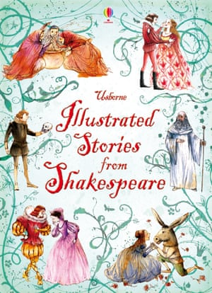 Illustrated Stories from Shakespeare FRONT COVER