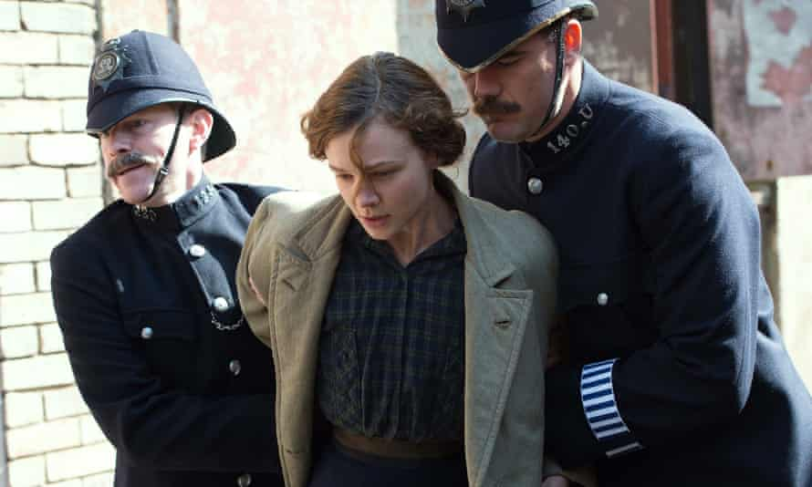 A still from the film Suffragette.