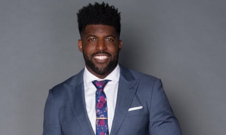 Emmanuel Acho: 'The locker room is what our society needs to look like'