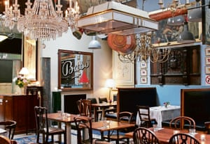 Photograph of Brunswick House restaurant
