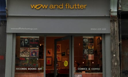 Wow and Flutter, Hastings