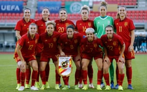 Women's World Cup 2019 team guide No 7: Spain | Football