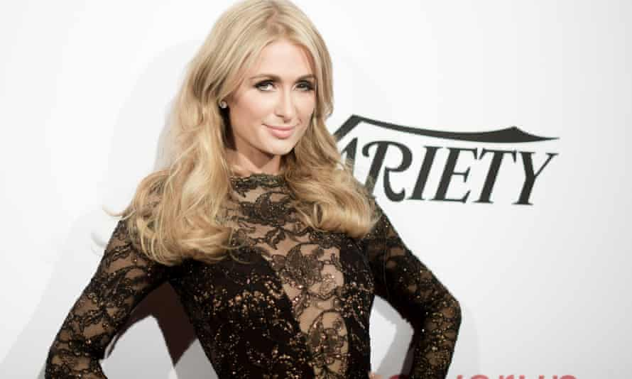 That's hot - Paris Hilton, documentary star