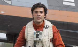 Photograph of Oscar Isaac