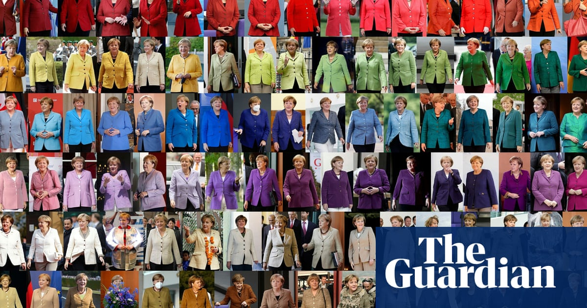 'Someone who knows who she is': the staunch, subtle style of Angela Merkel
