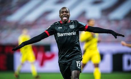 European roundup: Diaby terrorises Dortmund to end Leverkusen slump
