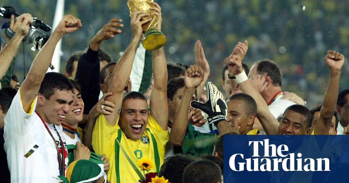 Ronaldos Redemption Recalling The Brazil Strikers World Cup