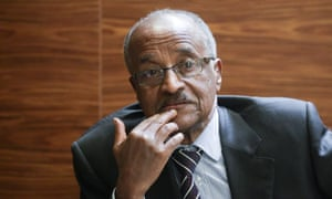Eritrea's foreign minister, Osman Saleh Mohammed: 'We find this move unacceptable.'