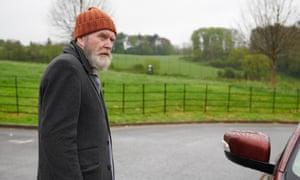 James Fleet as Chris Lowe.