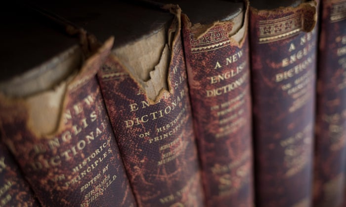 Inside the OED: can the world's biggest dictionary survive