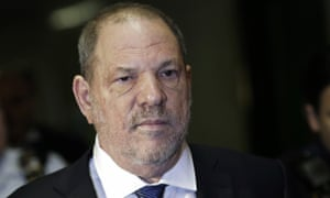 Weinstein was originally charged with assaulting three women.