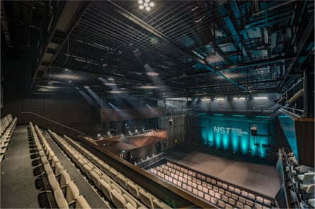 NST City, the second venue for Nuffield Southampton Theatres, includes a main house theatre and a studio.