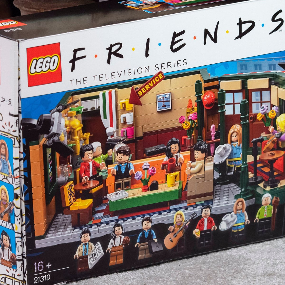 Lego Accused Of Muscling In On Fans After Bricklink Takeover Life And Style The Guardian