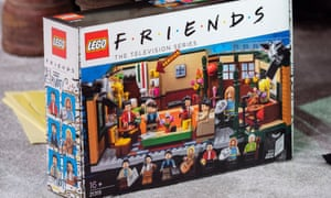 Lego's Friends set, inspired by the TV show, has been one of the company's hits.
