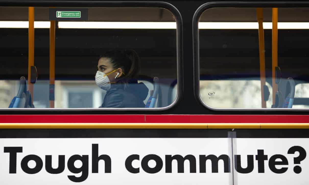 UK bus firms call for £1bn aid
