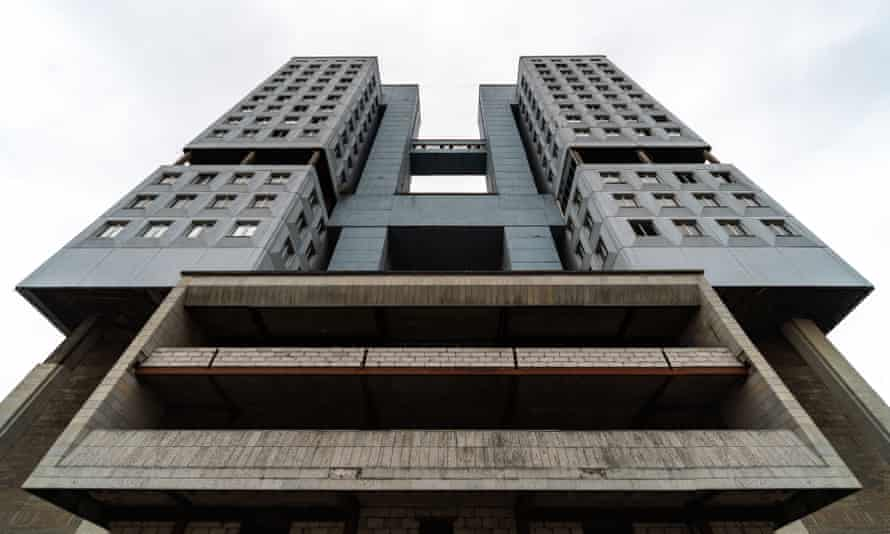 House of Soviets in Kaliningrad has been assessed to be structurally unsound.